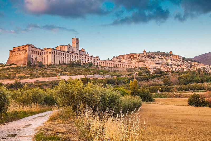 Spiritual Holiday in Assisi Italy